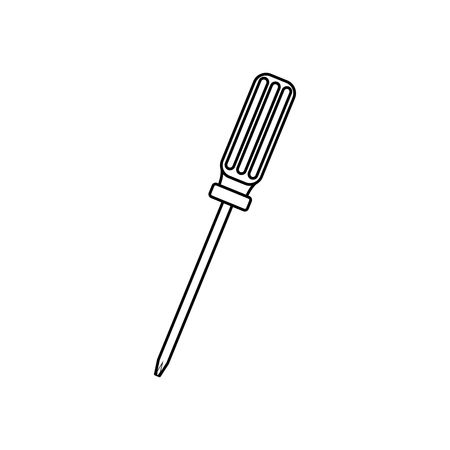 Screw with driver black and white clipart jpg transparent download Screwdriver clipart black and white 1 » Clipart Station jpg transparent download
