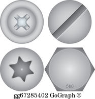 Screwtop clipart image black and white Screw Top Clip Art - Royalty Free - GoGraph image black and white