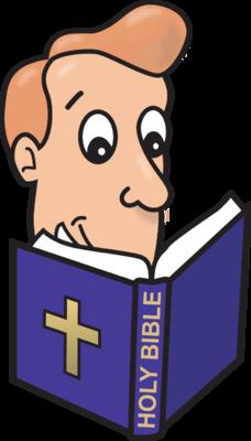 Scripture reading clipart transparent Free Reading Bible Cliparts, Download Free Clip Art, Free ... transparent