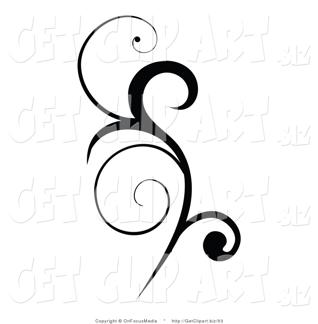 Scroll artwork clipart graphic library library Simple Scroll Design Clip Art   Clipart Panda - Free Clipart Images graphic library library