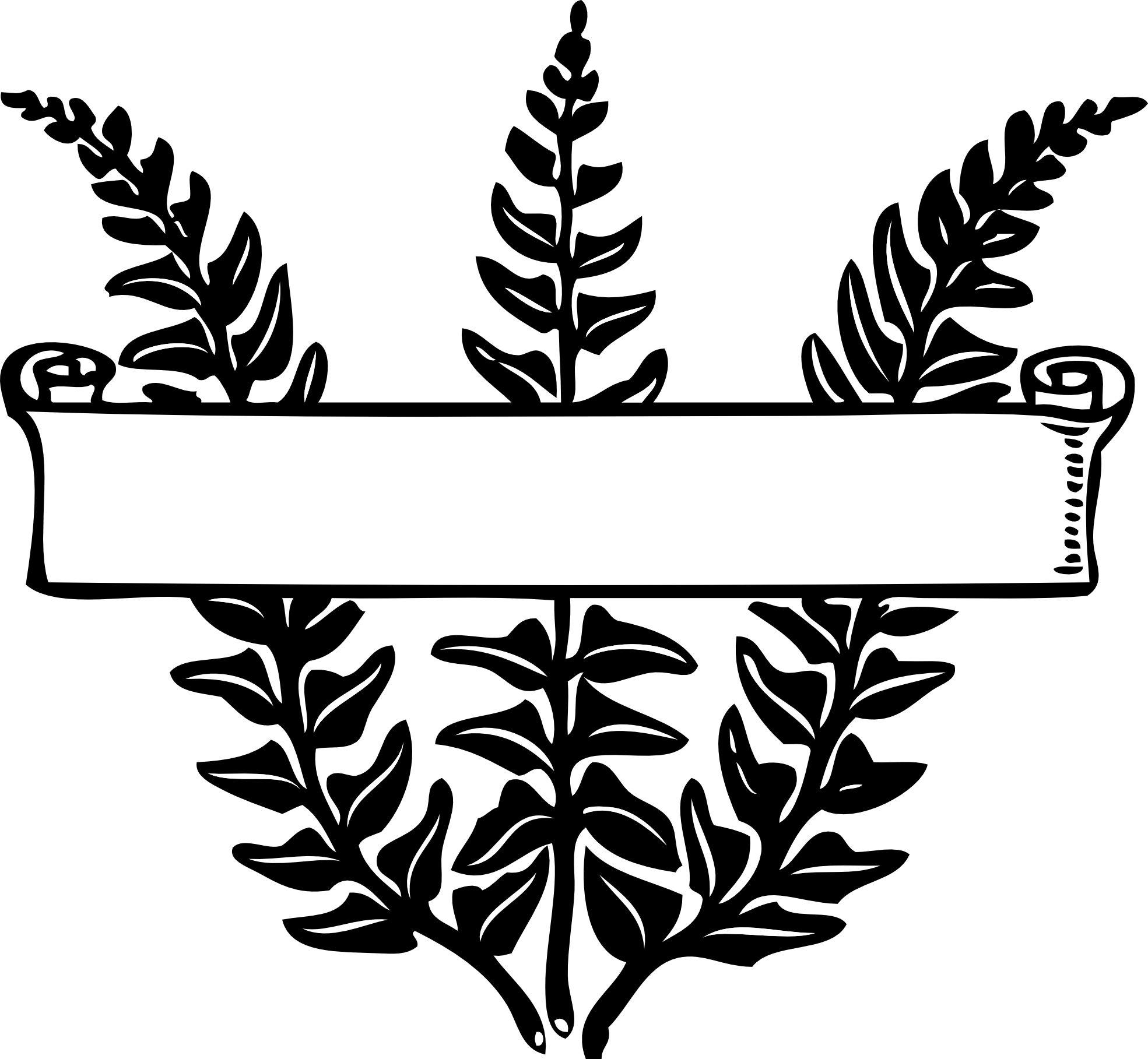 Scroll cross clipart png transparent library Free Scroll Line Art, Download Free Clip Art, Free Clip Art on ... png transparent library