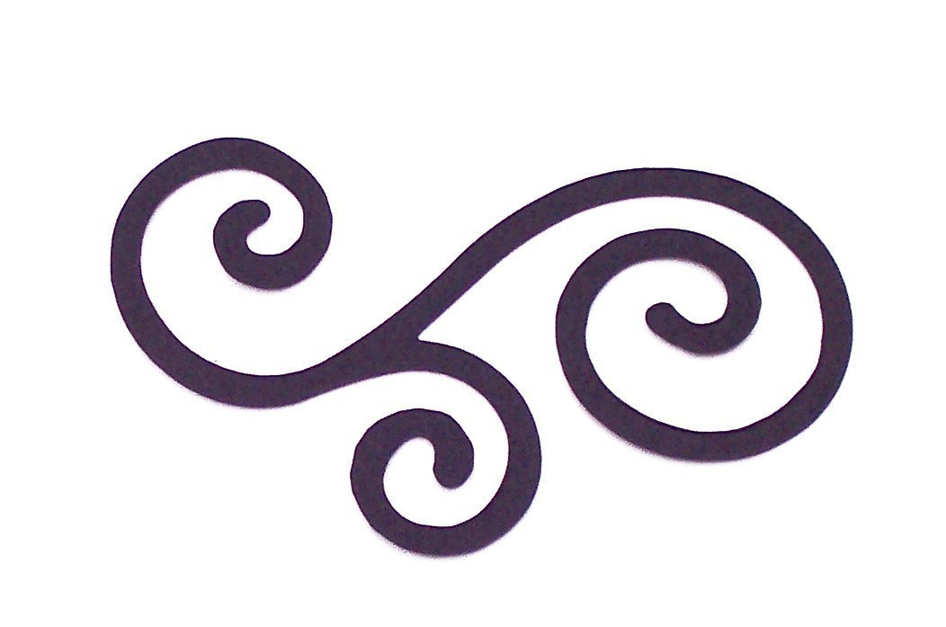 Scroll motif clipart banner free library Fancy Scroll Borders | Free download best Fancy Scroll ... banner free library