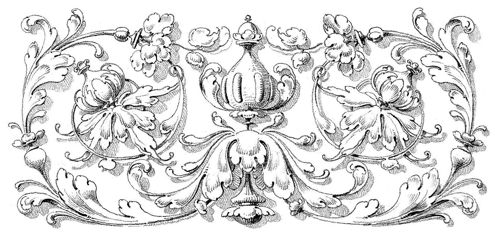 Scroll motif clipart clip art library download Free Italian Scroll Cliparts, Download Free Clip Art, Free ... clip art library download