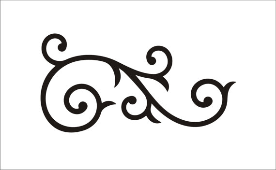 Scroll patterns clipart image freeuse library Scroll Pattern Clip Art - ClipArt Best image freeuse library