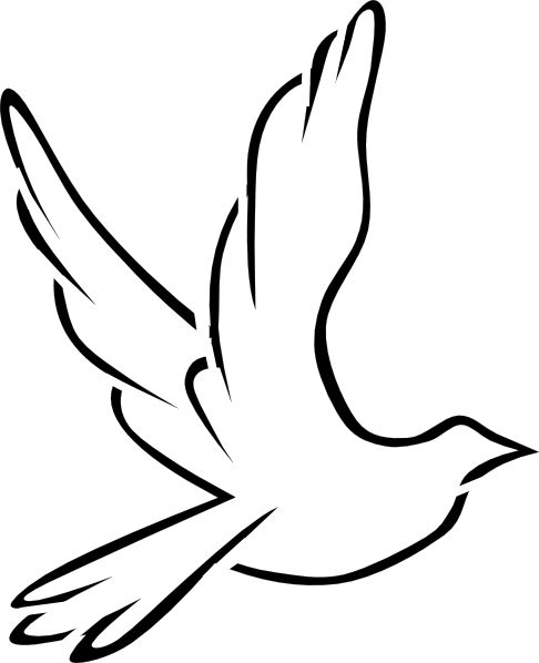 Scroll patterns clipart vector black and white stock geese flying scroll saw pattern | Edited for Scroll saw pattern ... vector black and white stock