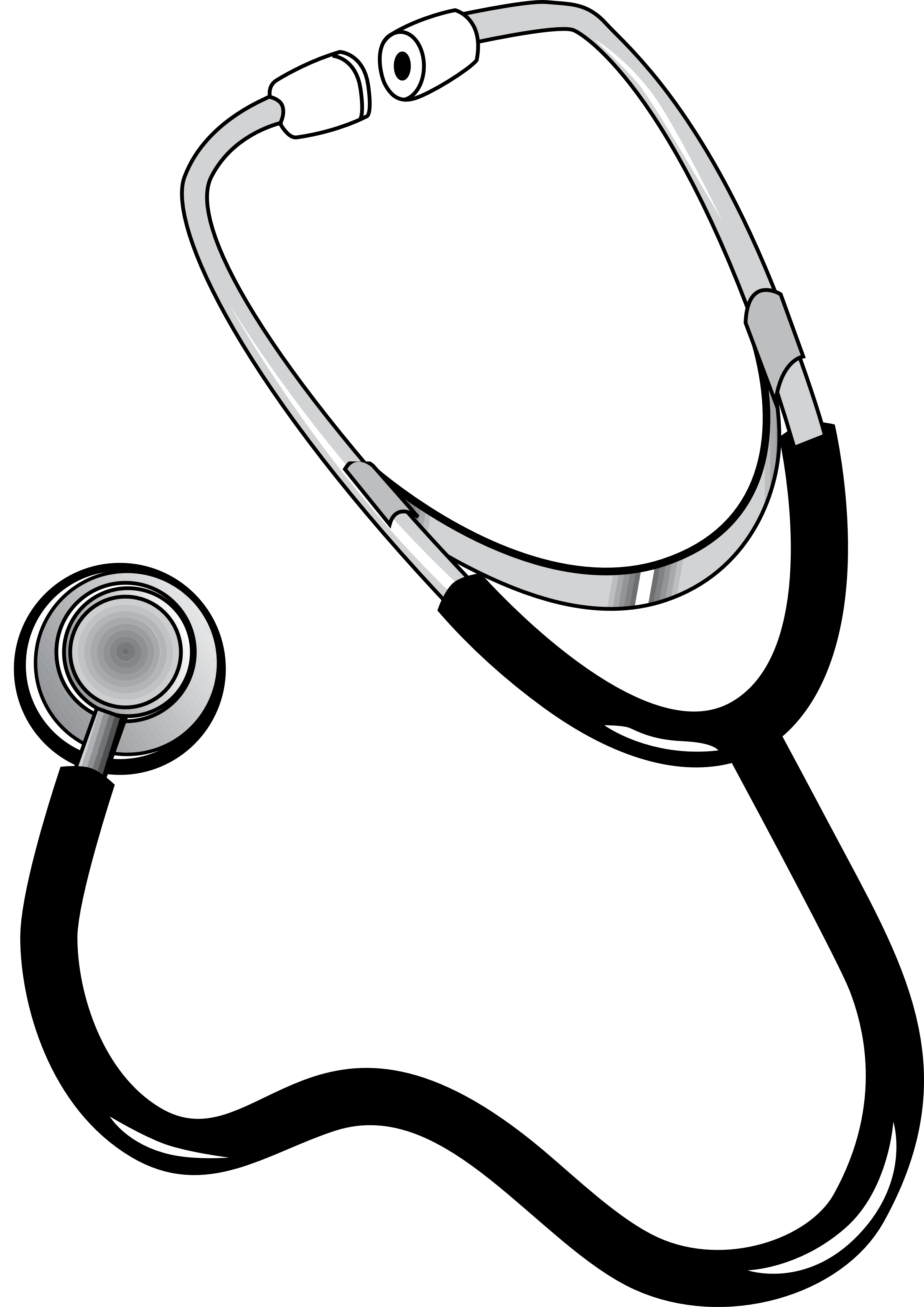 Stethoscope pictures free clipart clipart transparent stock Free Picture Of Stethoscope, Download Free Clip Art, Free ... clipart transparent stock
