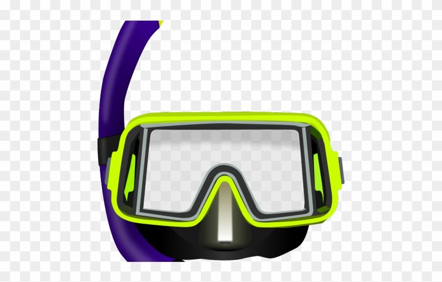 Snorkeling gear clipart vector free download Diving Clipart Scuba Diving Equipment - Diving Mask - Png ... vector free download