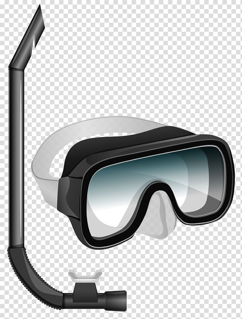 Scuba mask clipart svg library download Of snorkel and swimming goggles, Diving mask Snorkeling ... svg library download