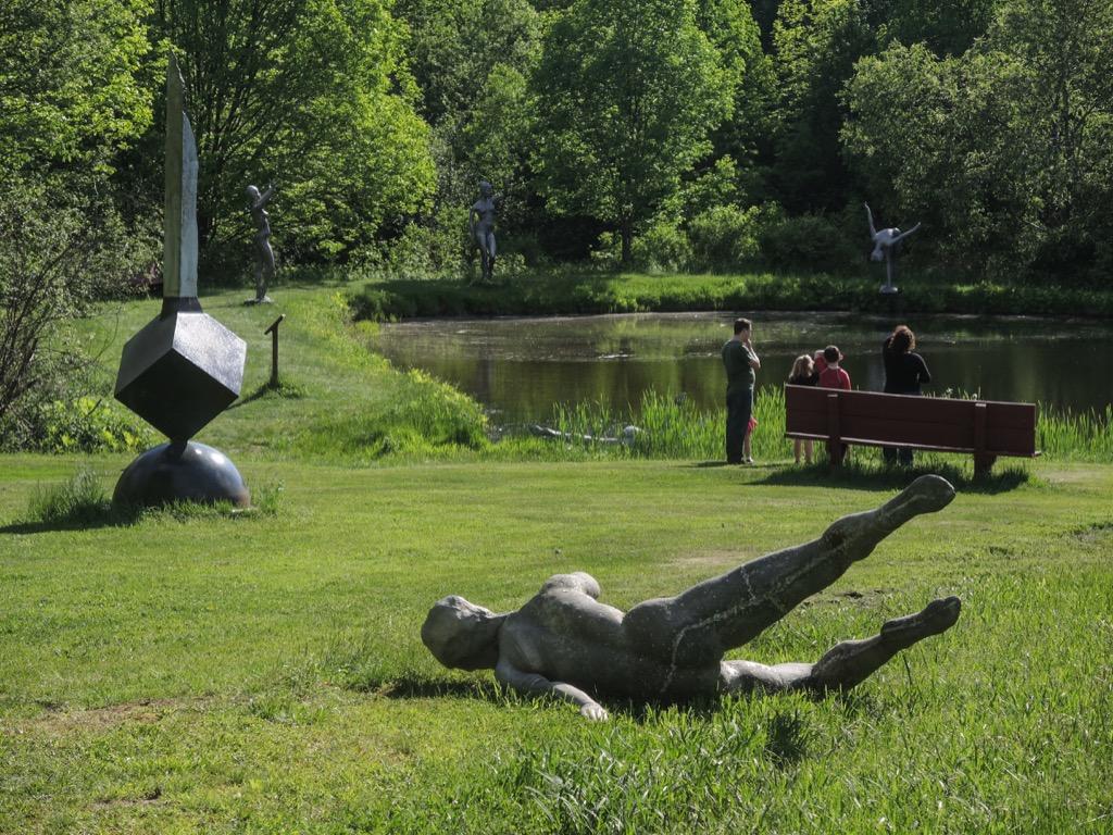 Sculpture park vector free download Griffis Sculpture Park | vector free download