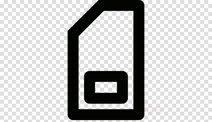 Sd card icon clipart clip art black and white download Computer Icons, Sd Card, Encapsulated Postscript ... clip art black and white download