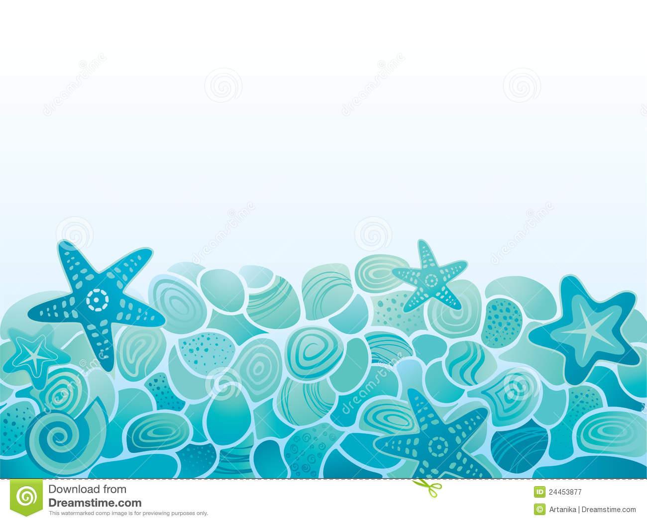 Sea background clipart free image freeuse Sea background clipart 6 » Clipart Station image freeuse