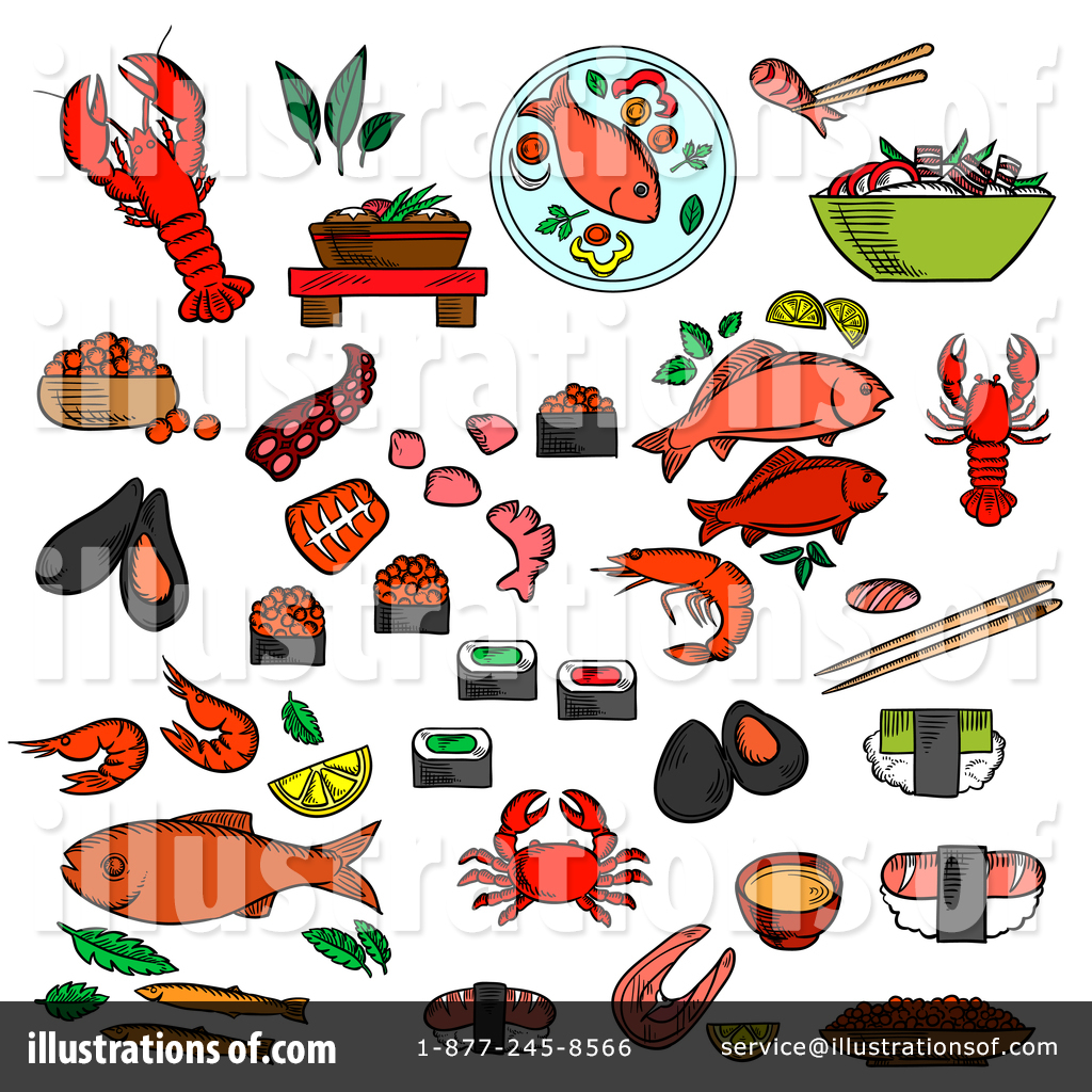 Sea food clipart transparent download Collection of 14 free Seafood clipart cute bamboo clipart ... transparent download