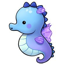 Sea horse clipart cute png freeuse library Free Cute Seahorse Cliparts, Download Free Clip Art, Free ... png freeuse library