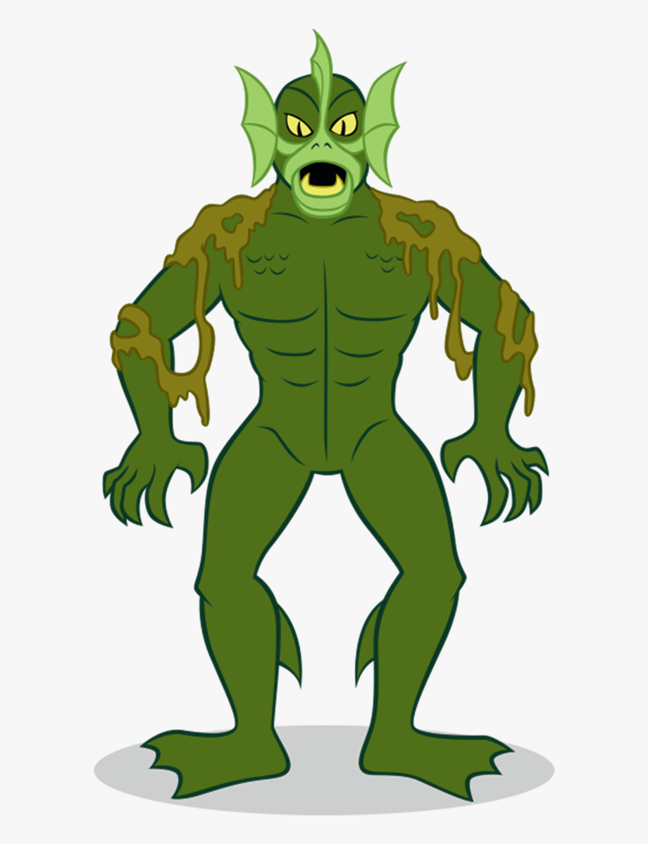 Sea monsters clipart picture download Sea Monster From Scooby Doo #919475 - Free Cliparts on ... picture download