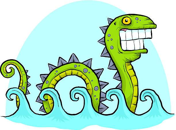 Sea monsters clipart picture royalty free Clipart sea monster 4 » Clipart Portal picture royalty free