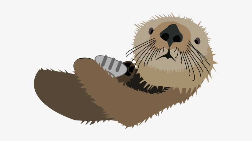Sea otters clipart picture download Funny Otter Cliparts - Sea Otter Clip Art - Free Transparent ... picture download