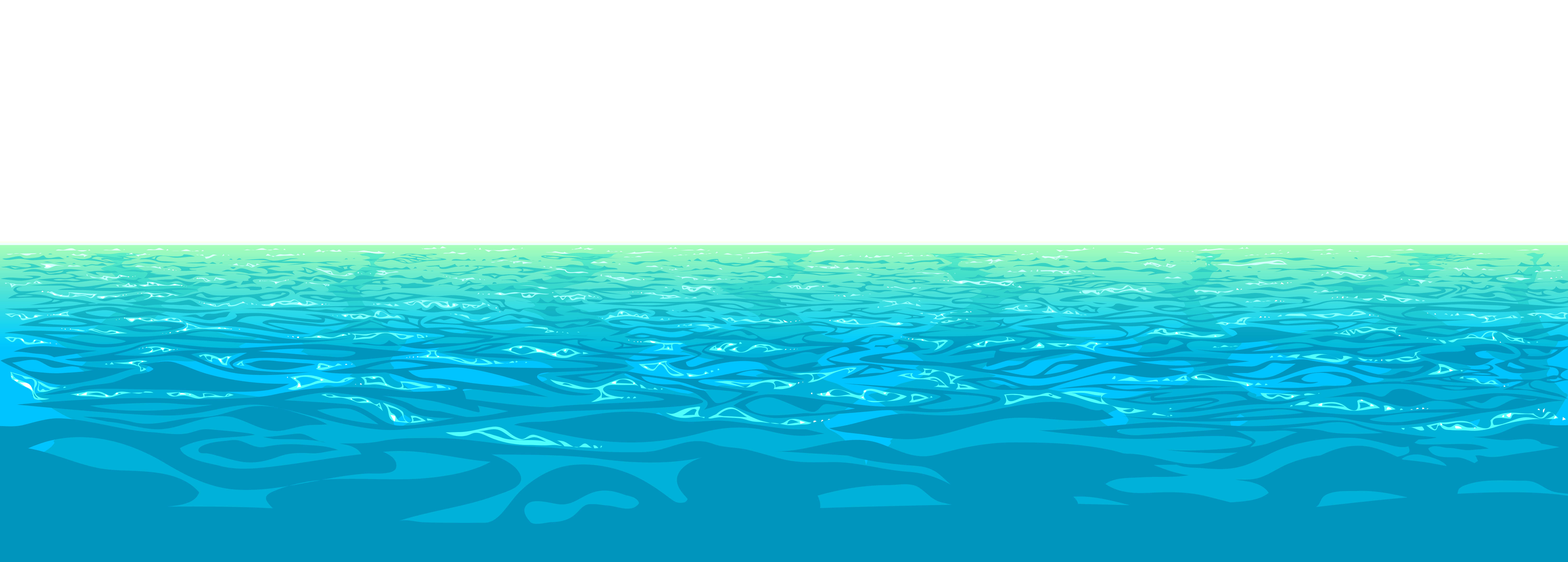 Water ocean background clipart svg black and white library Cartoon water texture clipart images gallery for free ... svg black and white library