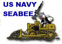 Seabee logo clip art graphic transparent stock Items on this page are from the internet or scanned by me graphic transparent stock