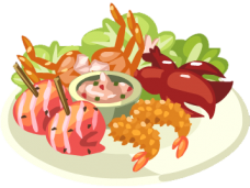 Seafood clipart png jpg freeuse library People PNG Thousands of Free PNG, Clipart, Vectors Images ... jpg freeuse library
