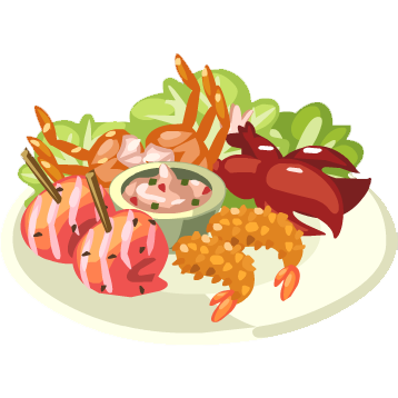 Seafooddinner clipart png royalty free library Free Seafood Platter Cliparts, Download Free Clip Art, Free ... png royalty free library