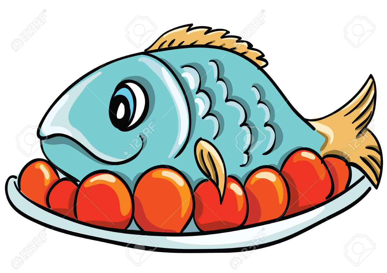 Seafooddinner clipart image library library Fried Fish Clipart | Free download best Fried Fish Clipart ... image library library