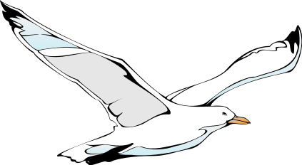 Seagull clipart free royalty free library Seagull clip art free clipart images - ClipartPost royalty free library