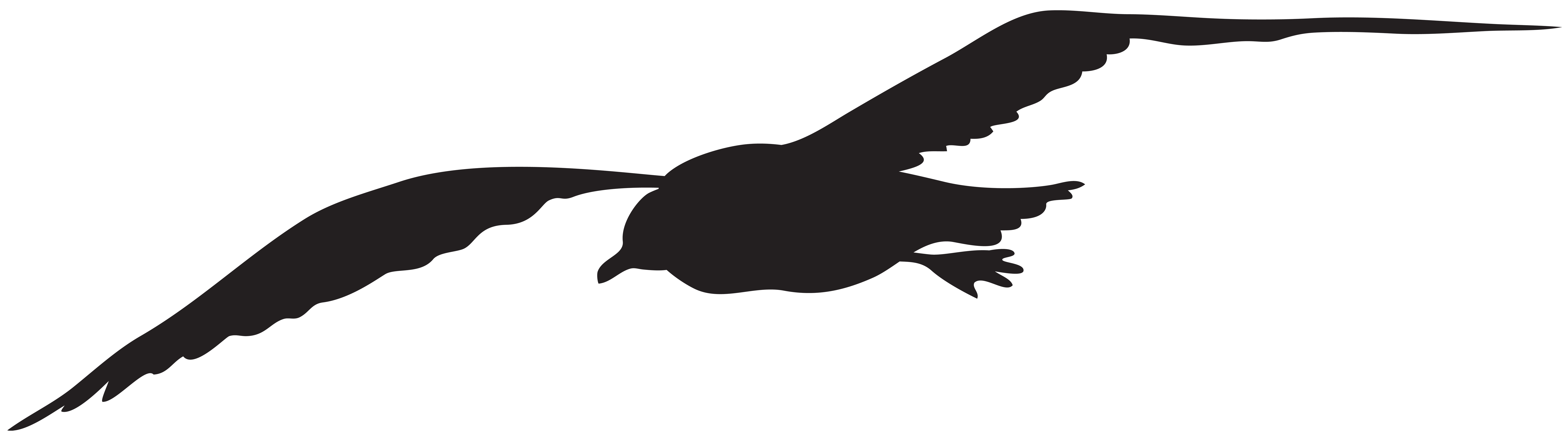 Seagull silhouette clipart jpg library download Seagull Silhouette PNG Clip Art Image | Gallery ... jpg library download