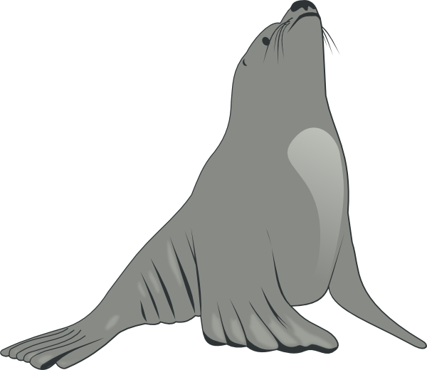 Sealion clipart graphic royalty free download Sea Lion Clip Art Free | Clipart Panda - Free Clipart Images ... graphic royalty free download