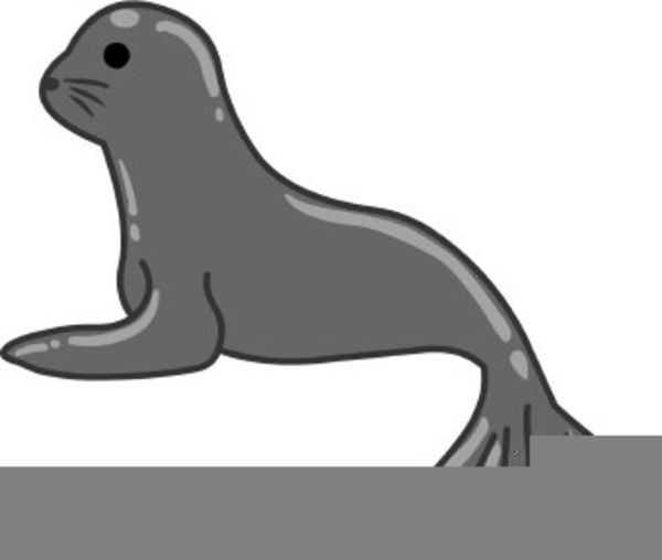 Seal images clipart graphic library library Animal Seal Clipart | Free Images at Clker.com - vector clip ... graphic library library