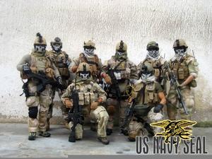 Seal team 5 clipart
