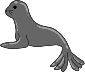Sealion clipart clip library download Sea Lion Clip Art Free | Clipart Panda - Free Clipart Images clip library download