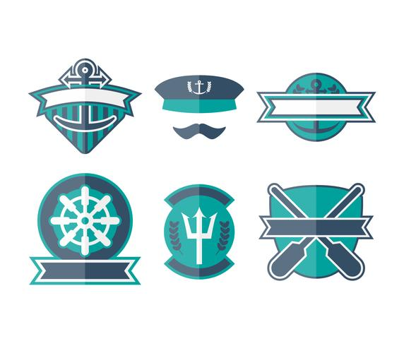 Seaman logo anchor clipart jpg library stock Free Unique Seaman Badge Vectors - Download Free Vectors ... jpg library stock