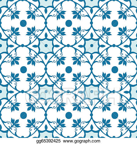 Seamless tile clipart image download Vector Illustration - Seamless tile pattern. EPS Clipart ... image download