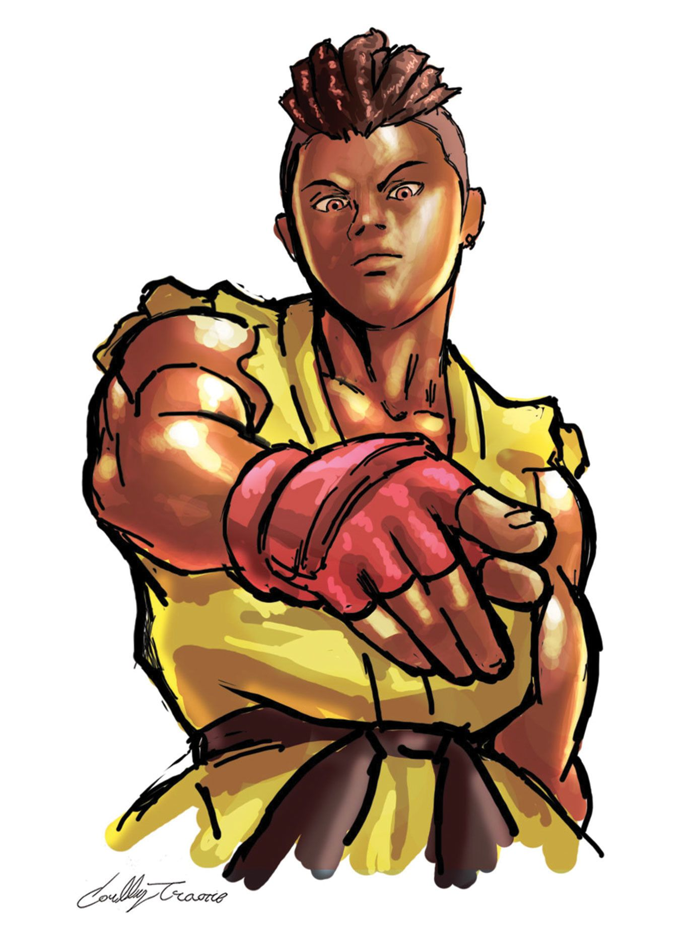 Sean matsuda clipart banner free Street Fighter - Sean Matsuda | Street fighter | Street ... banner free