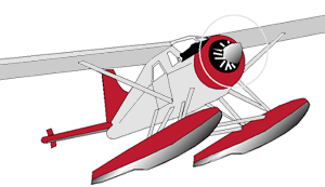 Seaplane clipart image black and white library Seaplane clipart 1 » Clipart Portal image black and white library