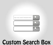 Search box clipart graphic black and white download Gui Search Box Material Clip Art, Vector Gui Search Box Material ... graphic black and white download