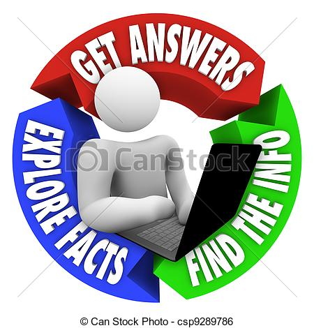 Search clipart online jpg library download Stock Image of Person on Laptop Searching for Information Online ... jpg library download