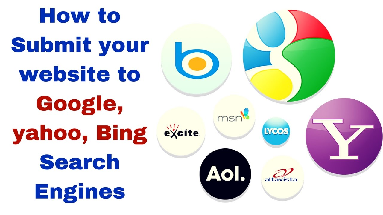 Search engines vector download Search Engine Submission | How to Submit your website to Google ... vector download
