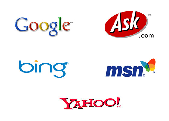 Search engines clip art freeuse download The most popular internet search engines clip art freeuse download