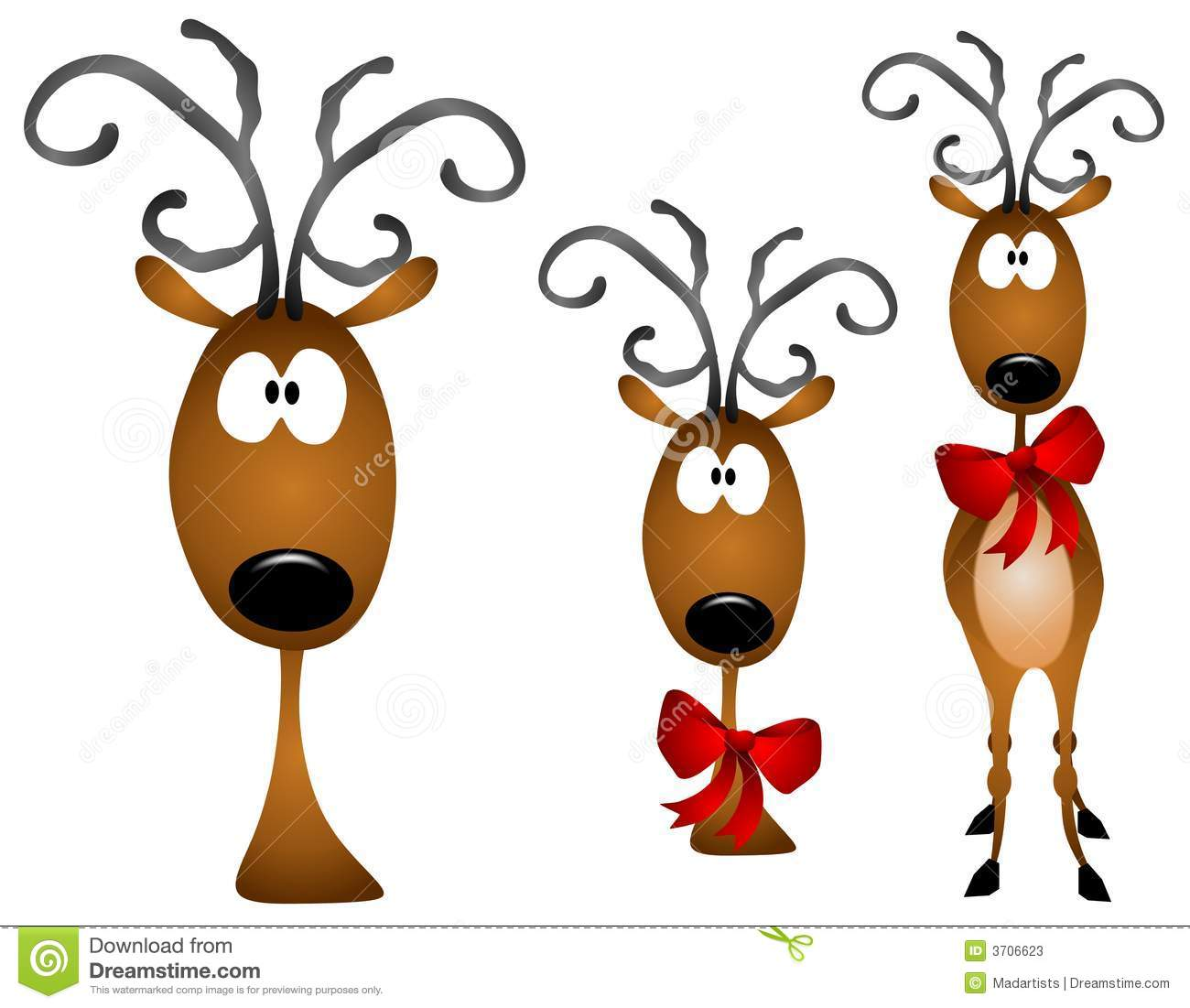 Search for similar clipart banner black and white stock Cartoon Reindeer Clipart - Clipart Kid banner black and white stock