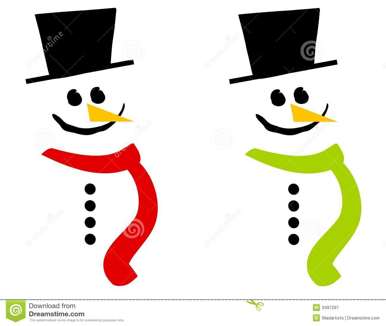 Search for similar clipart jpg freeuse stock Snowman Clip Art Isolated Royalty Free Stock Photo - Image: 7049645 jpg freeuse stock
