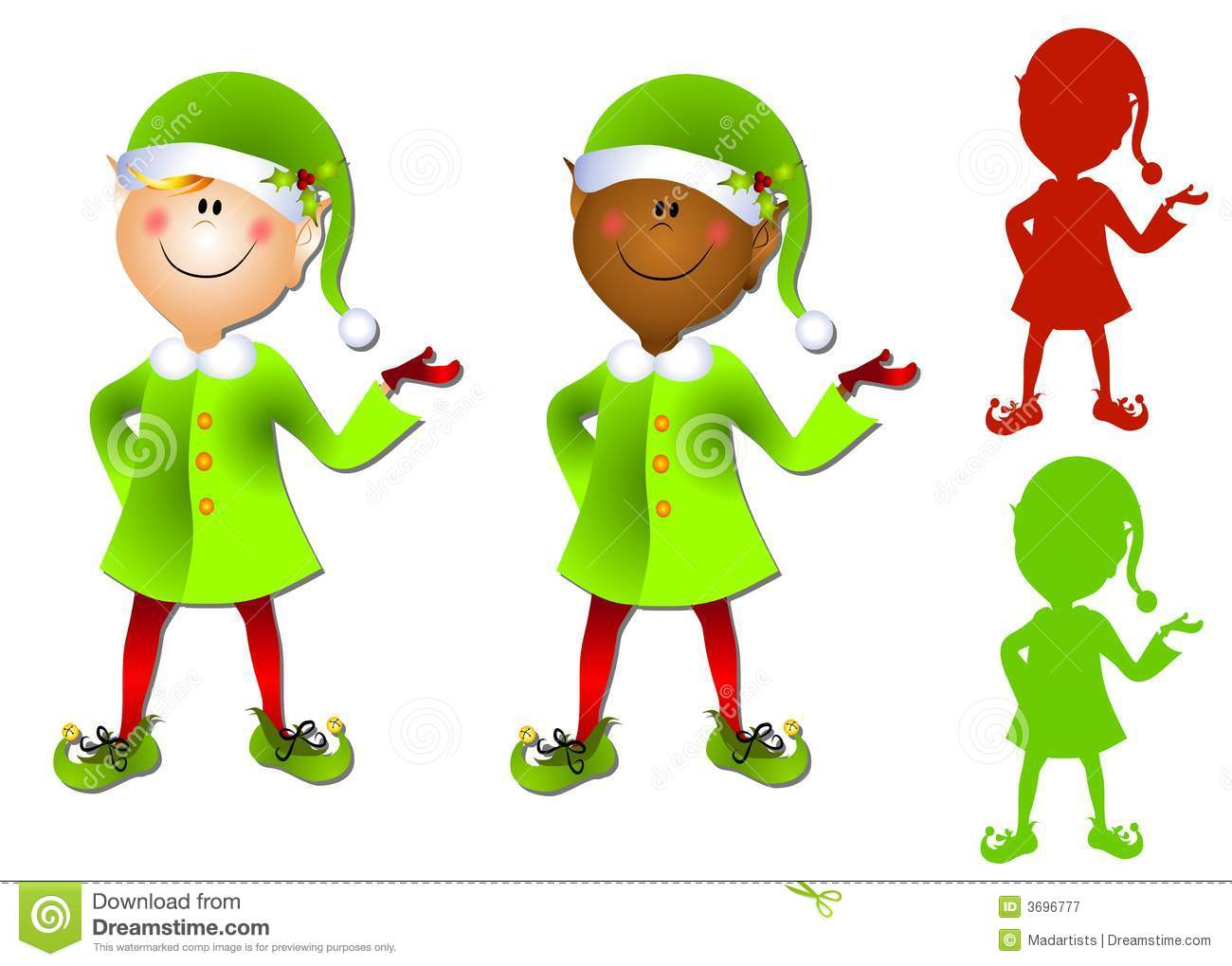 Search for similar clipart clip art royalty free stock Christmas Santa Elf Clip Art 3 Royalty Free Stock Photo - Image ... clip art royalty free stock
