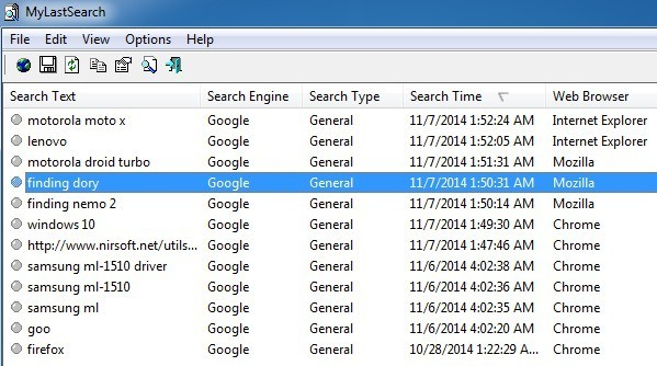Search history vector black and white Quickly View Search History Across All Browsers in Windows vector black and white