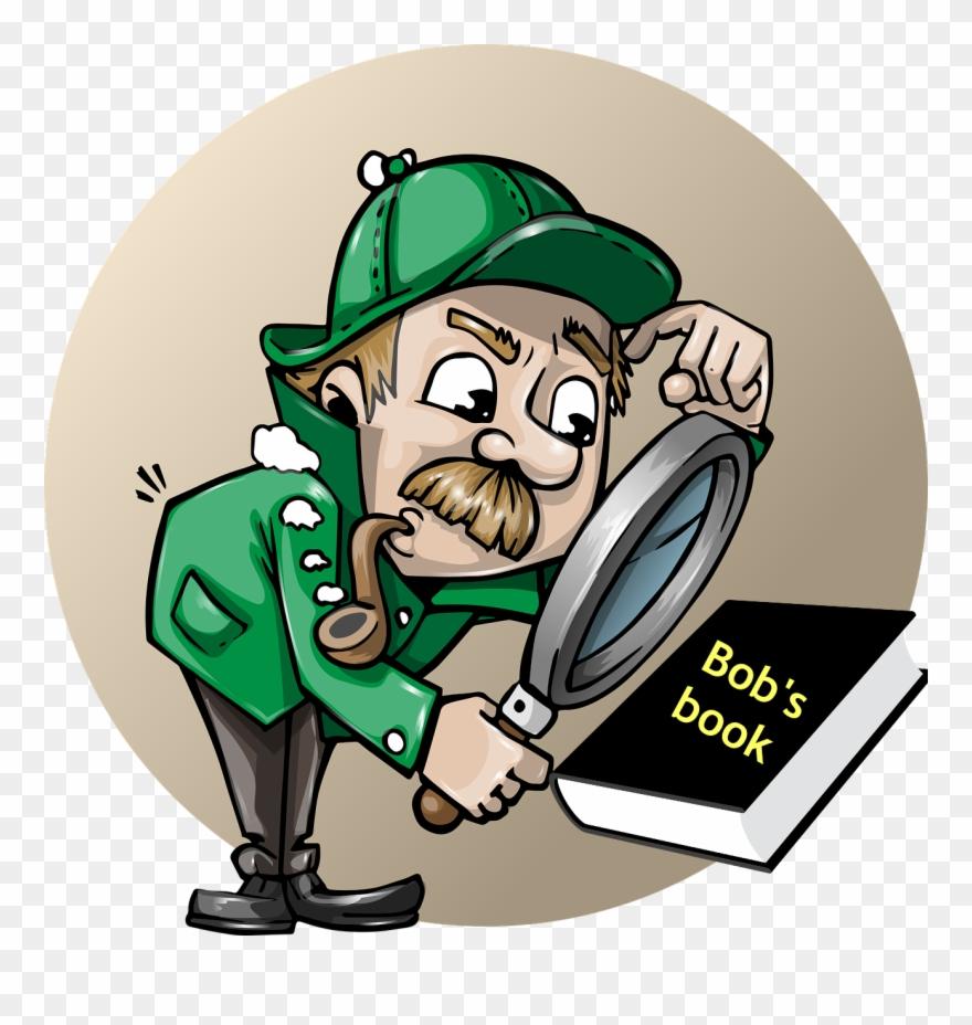 Investigating clipart clip art transparent stock Investigate Png Clipart , Png Download - Character Searching ... clip art transparent stock