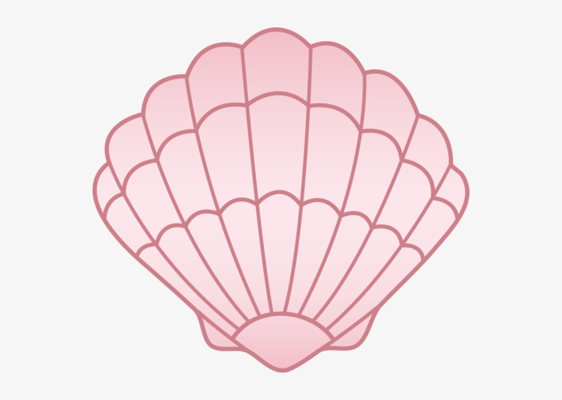 Seashell clipart png image transparent library Vector Freeuse Download Sea Shell Pink Png Clip Art ... image transparent library