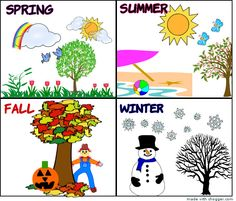 Season clipart vector black and white Seasons Clipart & Seasons Clip Art Images - ClipartALL.com vector black and white