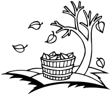 Seasons clipart black and white clipart royalty free stock Seasons Clipart Black And White | Free download best Seasons ... clipart royalty free stock