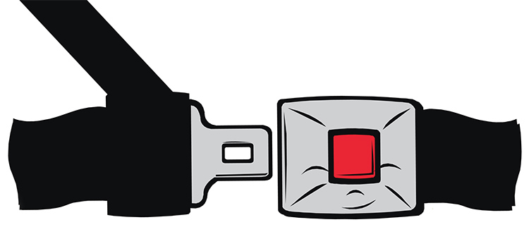Seat belts clipart clipart royalty free The science behind seat belts clipart royalty free