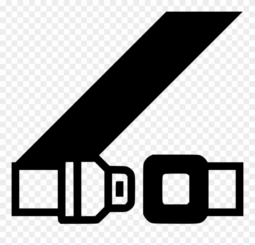 Seat belts clipart banner library stock Seat Belt - Seat Belt Clipart Png Transparent Png (#553849 ... banner library stock