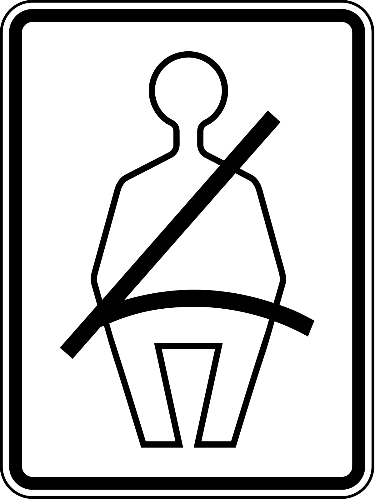 Seat belts for 8 year olds clipart banner royalty free stock Seat belt use rates in the United States - Wikipedia banner royalty free stock